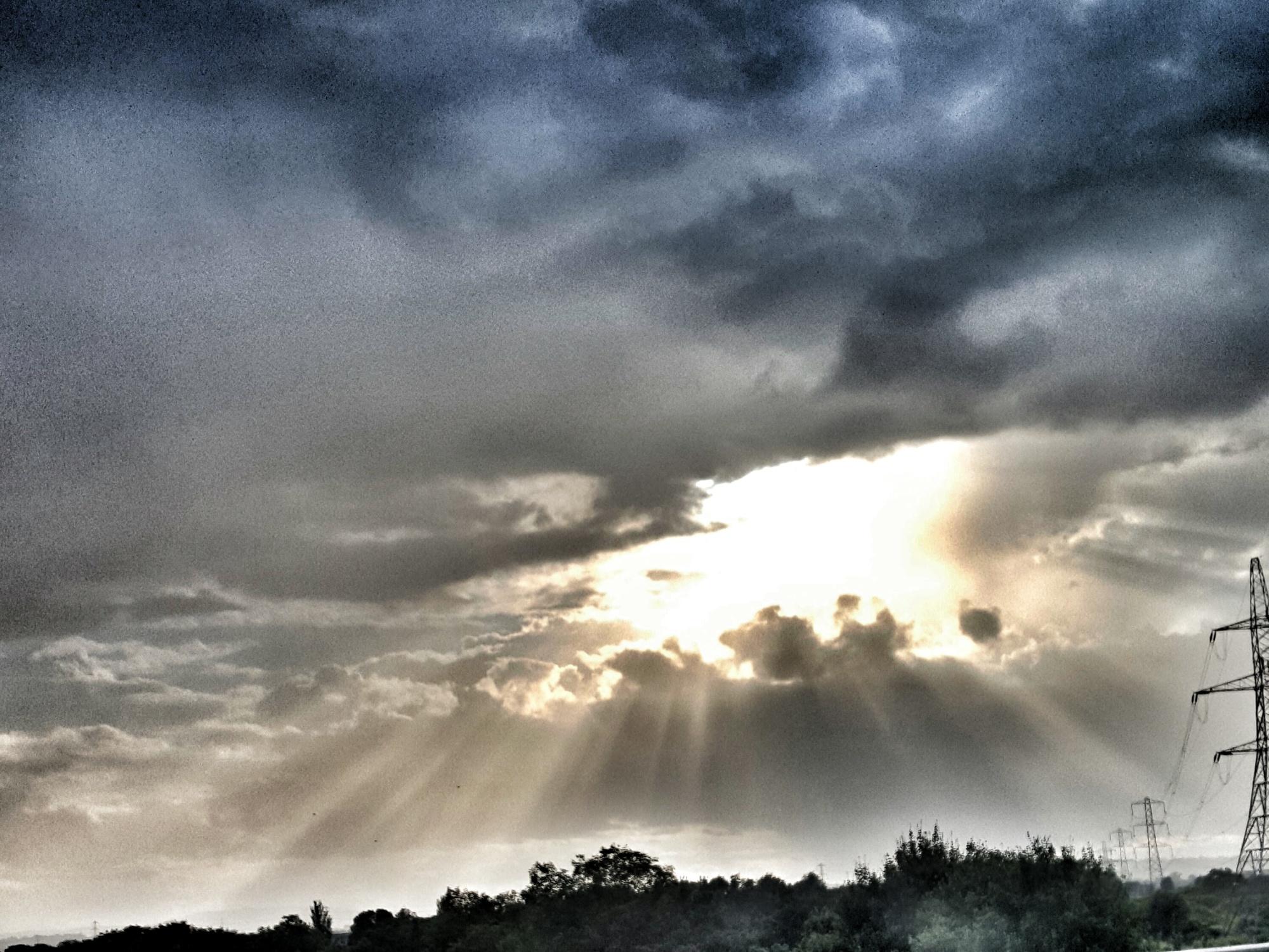 Poet Jordan Light from the sky
