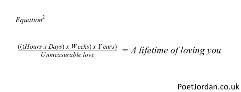 8. Equation2 Poet Jordan Volume 30