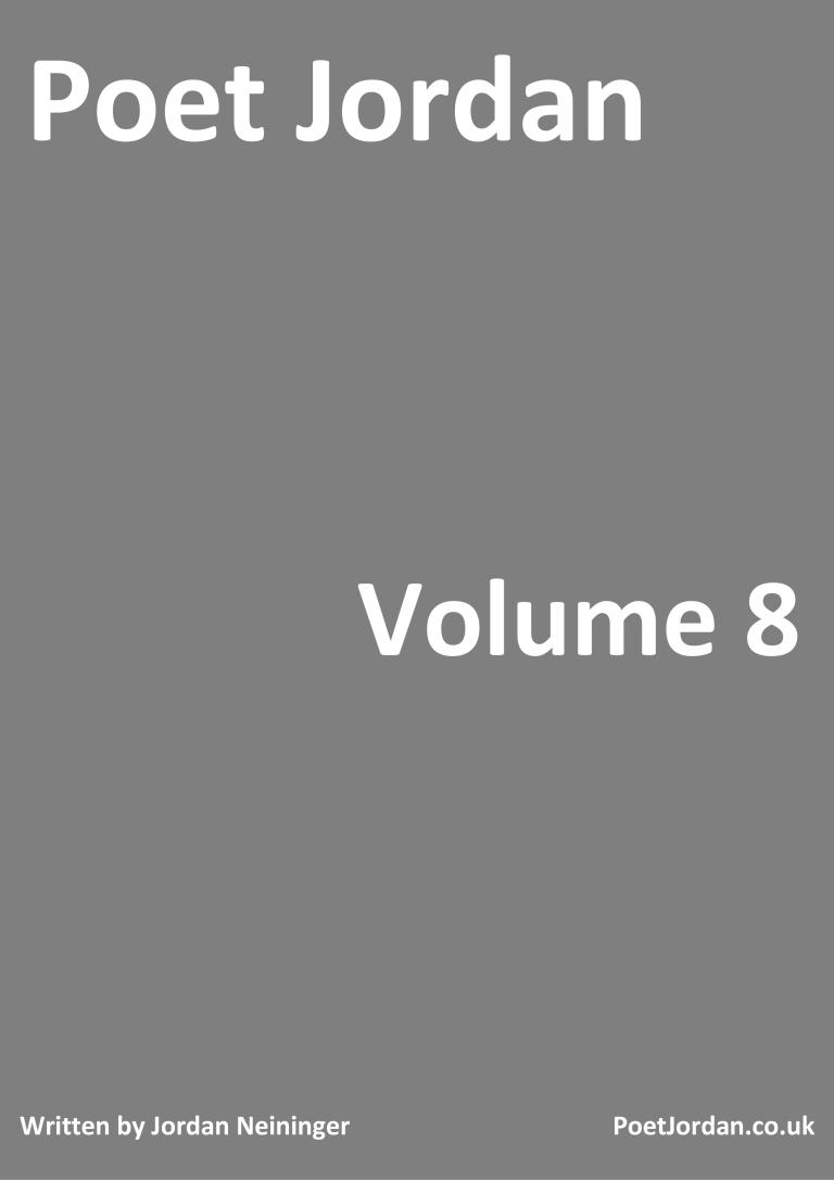 Poet Jordan Volume 8.jpg