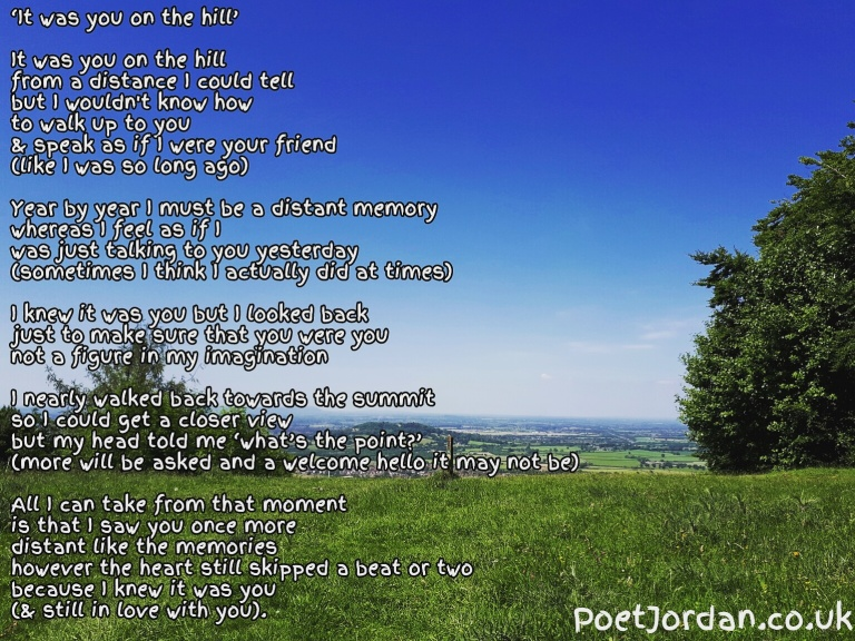 Poet Jordan It was you on the hill.jpg